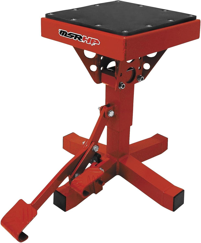 MSR 92-4013 Pro Lift Stand - Red: Automotive