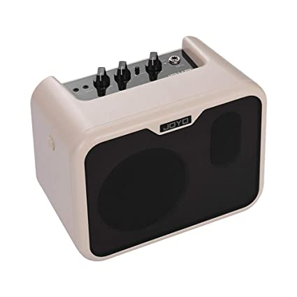 Amazon.com: Muslady JOYO MA-10B Mini Portable Electric Bass ...