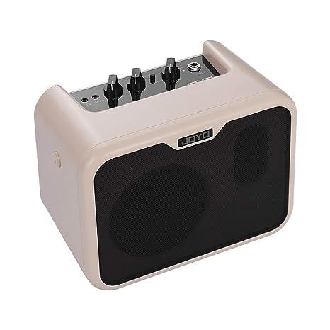 Muslady JOYO MA-10B Mini Altavoz Amplificador de Bajos ...