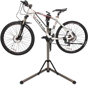 ZXXxxZ Soporte de reparación de Bicicletas, Mesa de Trabajo ...