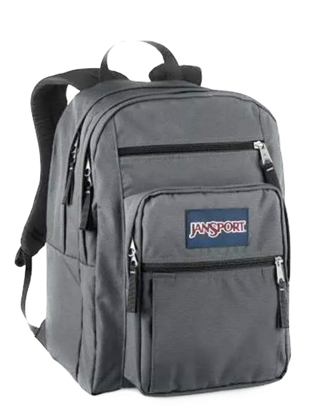 Big Student Backpack, Forge-Grey