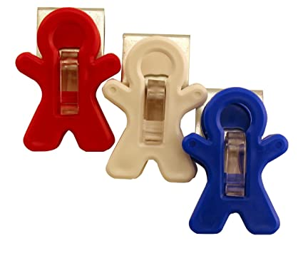amazon com adams manufacturing all american magnet man clip 3 pack