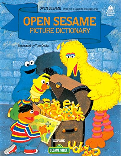 Open Sesame Picture Dictionary (Open Sesame English as a Second Language Series) by Oxford University Press