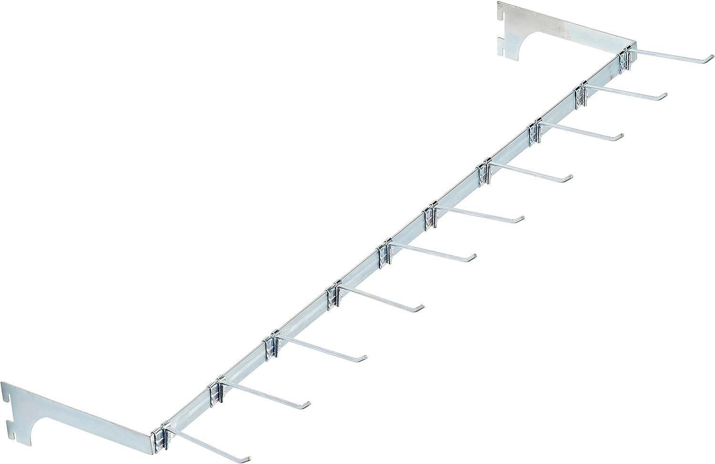 Cofan 21001203 Portaganchos con 10 colgadores, 19 cm: Amazon.es: Bricolaje y herramientas