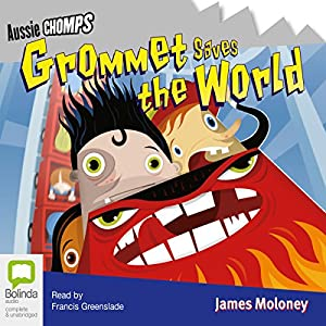 Grommet Saves the World Audiobook