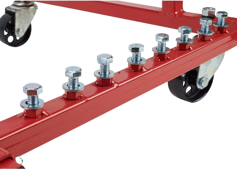 and Leveler Speedway SBC//BBC V8 Engine Storage Stand Lift Plate