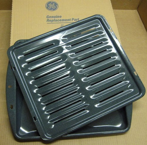 GE WB48X10057 Broiler Pan Rack