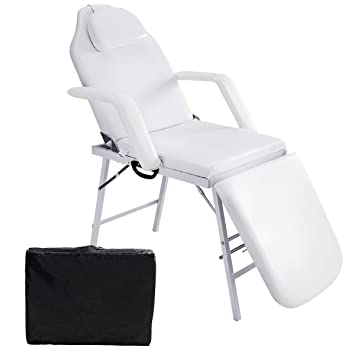 Poratble facial chairs