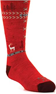 product image for Farm to Feet Everyday Reindeer Crew Socks