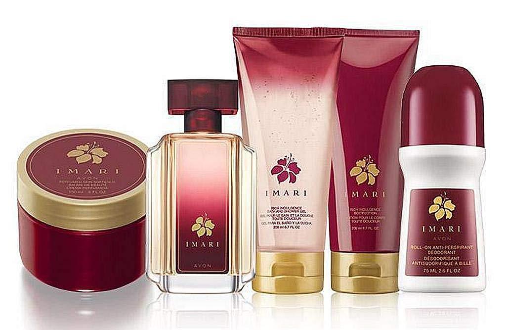 Avon IMARI Fragrance Collection 5-pc Set Avon Products Inc