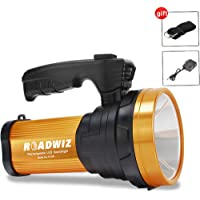 Roadwiz Recargable 6000 Lúmenes Super Brillante Reflector LED
