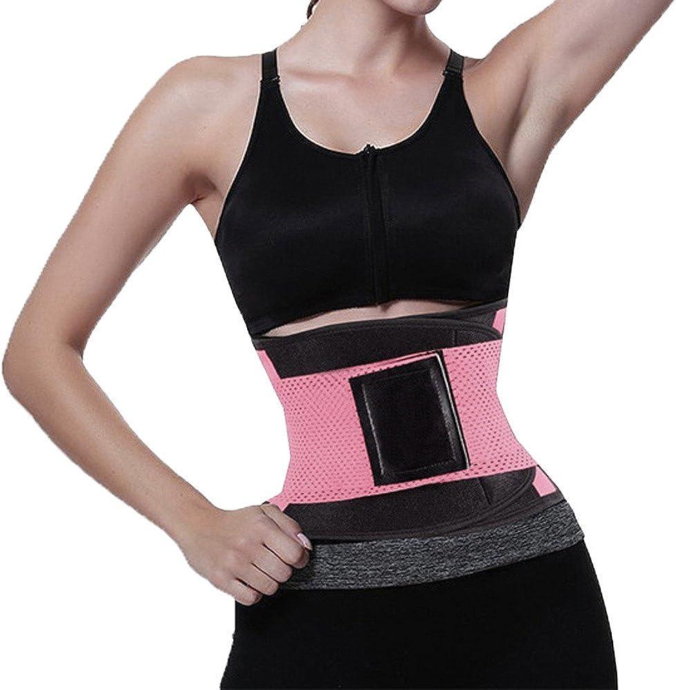 Faja Cinturón para Adelgazar Hombres y Mujeres Deporte Cinturón de Reductora de Adelgazamiento Cinturón de la Aptitud Abdomen Belt para Hombres y Mujeres Cinturón de Fitnes