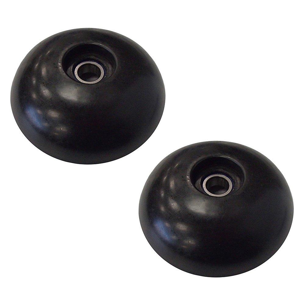 2) Ruedas para cortacésped de bola de mowball para Sears ...