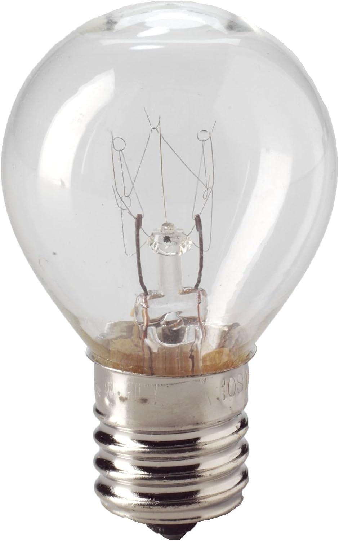 41530 Eiko 10S11NF 120V 10W S-11 Intermediate E17 Screw Base Frosted Bulb