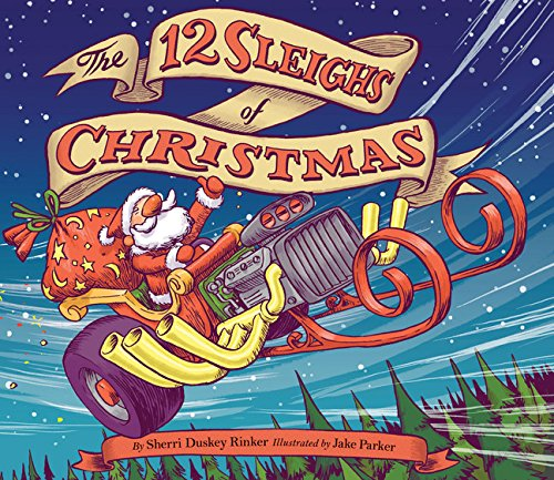 The 12 Sleighs of Christmas ON...