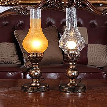 Injuicy Lighting Vintage Industrial Desk Lamp Edison Bulb