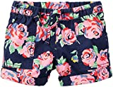 Carter's Print Woven Shorts, Large Floral Print, 18 Months