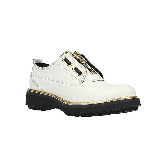 Geox D Asheely Plus B, Zapatos de Cordones Derby para Mujer: Amazon.es: Zapatos y complementos