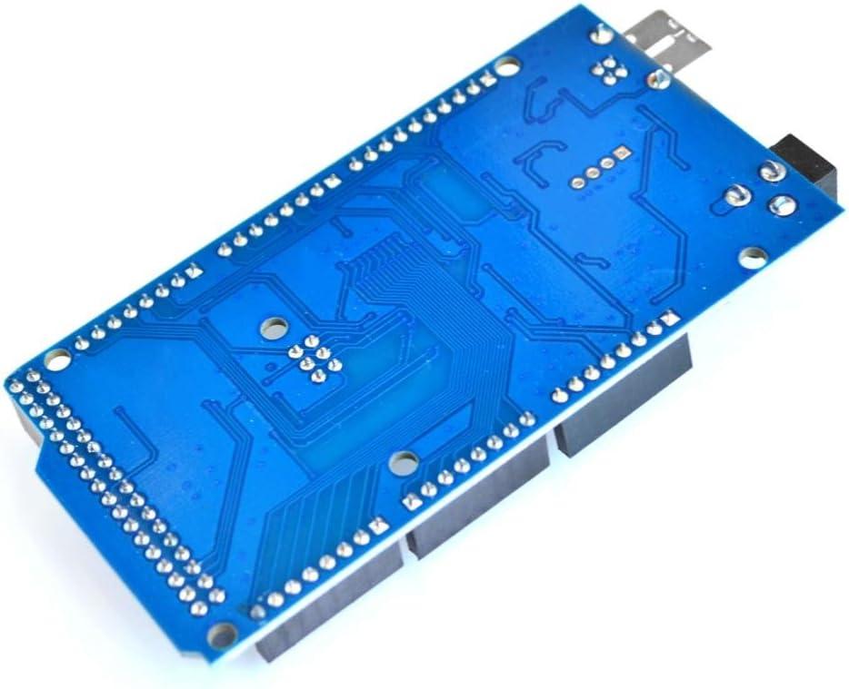 Mega 2560 R3 Mayata 10sets//lot Mega2560 REV3 ATmega2560-16AU Board USB Cable compatible
