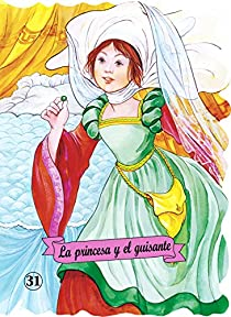 La princesa y el guisante par Andersen