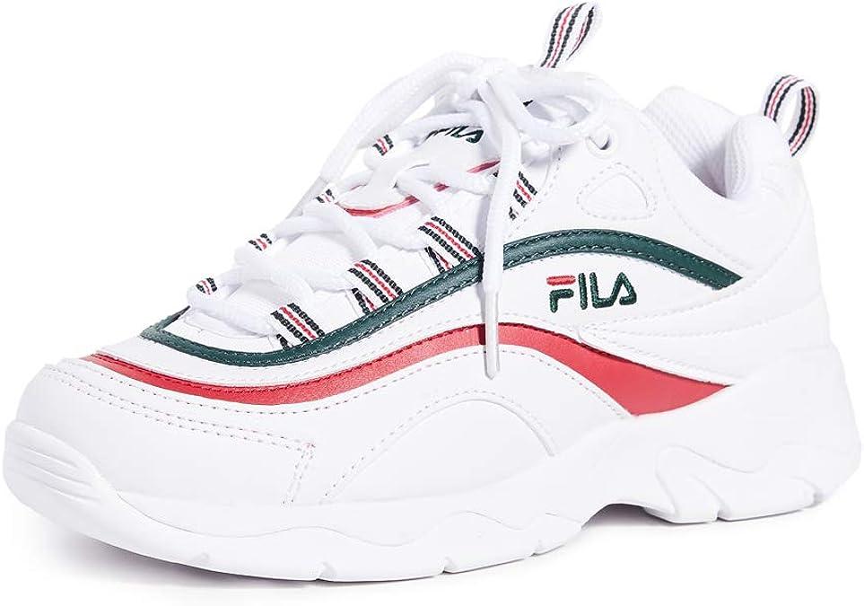 Fila Femmes Chaussures De Sport A La Mode Couleur Marron
