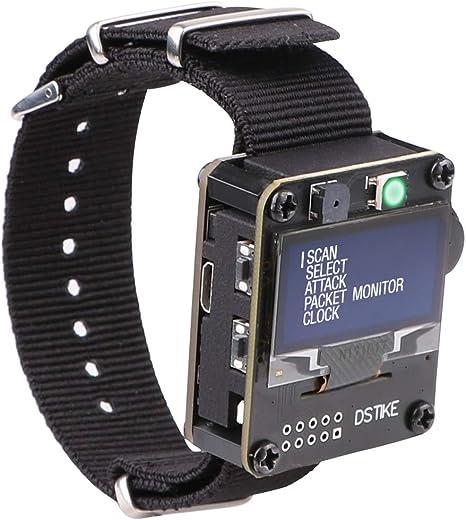 Herramienta de Prueba WiFi ESP8266 WiFi Deauther Watch DSTIKE ...