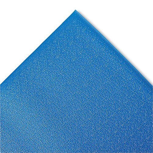 Crown Comfort King Antifatigue Mat, Zedlan, 24 x 36, Royal Blue (CK0023BL) by Crown (Image #1)
