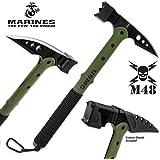 United Cutlery M48 U.S.M.C. Tactical Hammer, Green
