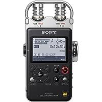 Sony 索尼 PCM-D100 数码录音棒 专业DSD录音格式/ 大直径定向麦克风 32GB 黑色