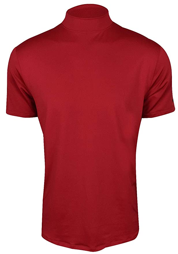 095e4f3dc Amazon.com: NIKE TW Vapor Dri Fit Mock OLC Golf Polo 2019: Clothing