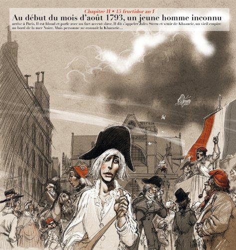 Amazon.fr - Le Ciel au-dessus du Louvre - Yslaire, Bernar, Carrière,  Jean-Claude, Yslaire, Bernar - Livres