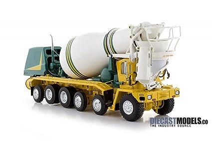 Amazon com: Green & Gold Concrete - Oshkosh S-Series Front Discharge