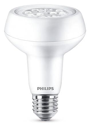 Philips Bombilla Reflector E27 929001235701-Bombilla LED, Casquillo, Consume (Equivalente a 100