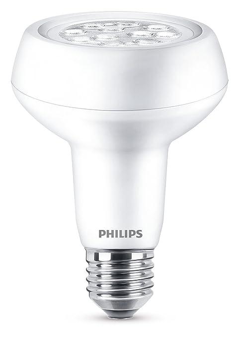 9 opinioni per Philips Lampadina LED Faretto E27, 7 W Equivalenti a 100 W, Luce Bianca Naturale