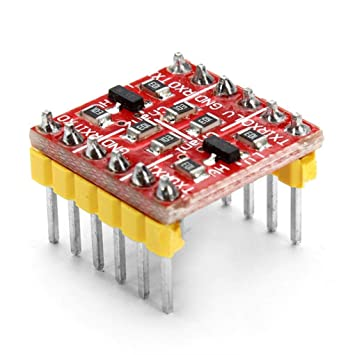 Miraculous 10 Stuck 3 3 V 5V Ttl Bidirektionale Logic Amazon De Elektronik Wiring 101 Cabaharperaodorg