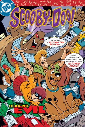 Scooby-doo in Hear No Evil (Scooby-doo Graphic Novels) by Abdo Group