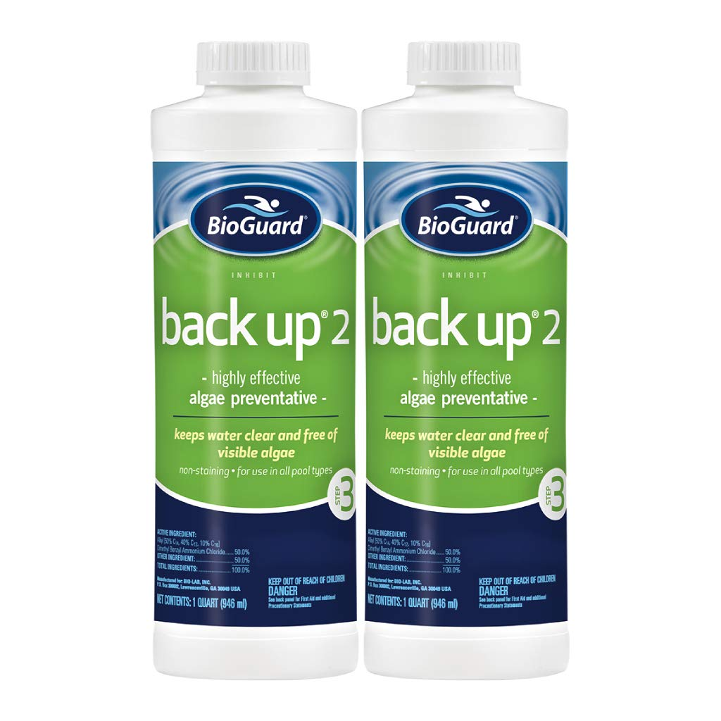 BioGuard Back Up 2 (1 qt) (2) by BioGuard