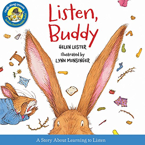 Listen, Buddy (Laugh-Along Lessons) PDF