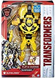 Transformers: The Last Knight Autobots Unite Exclusive 11-inch Flip & Change Autobot Bumblebee
