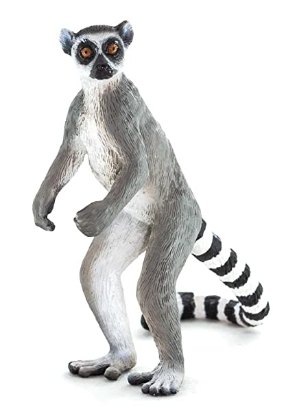 f398ba356c Image Unavailable. Image not available for. Color  MOJO Ringtail Lemur Toy  Figure