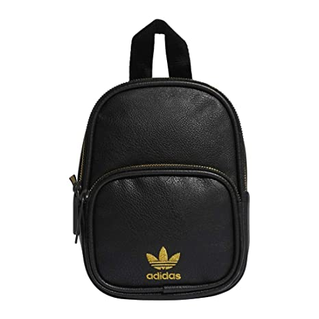 1410c7d3a27f Amazon.com  adidas Originals Mini PU Leather Backpack