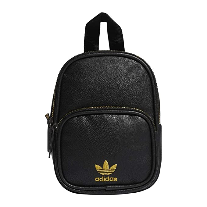 adidas Originals Women's Mini PU Leather Backpack