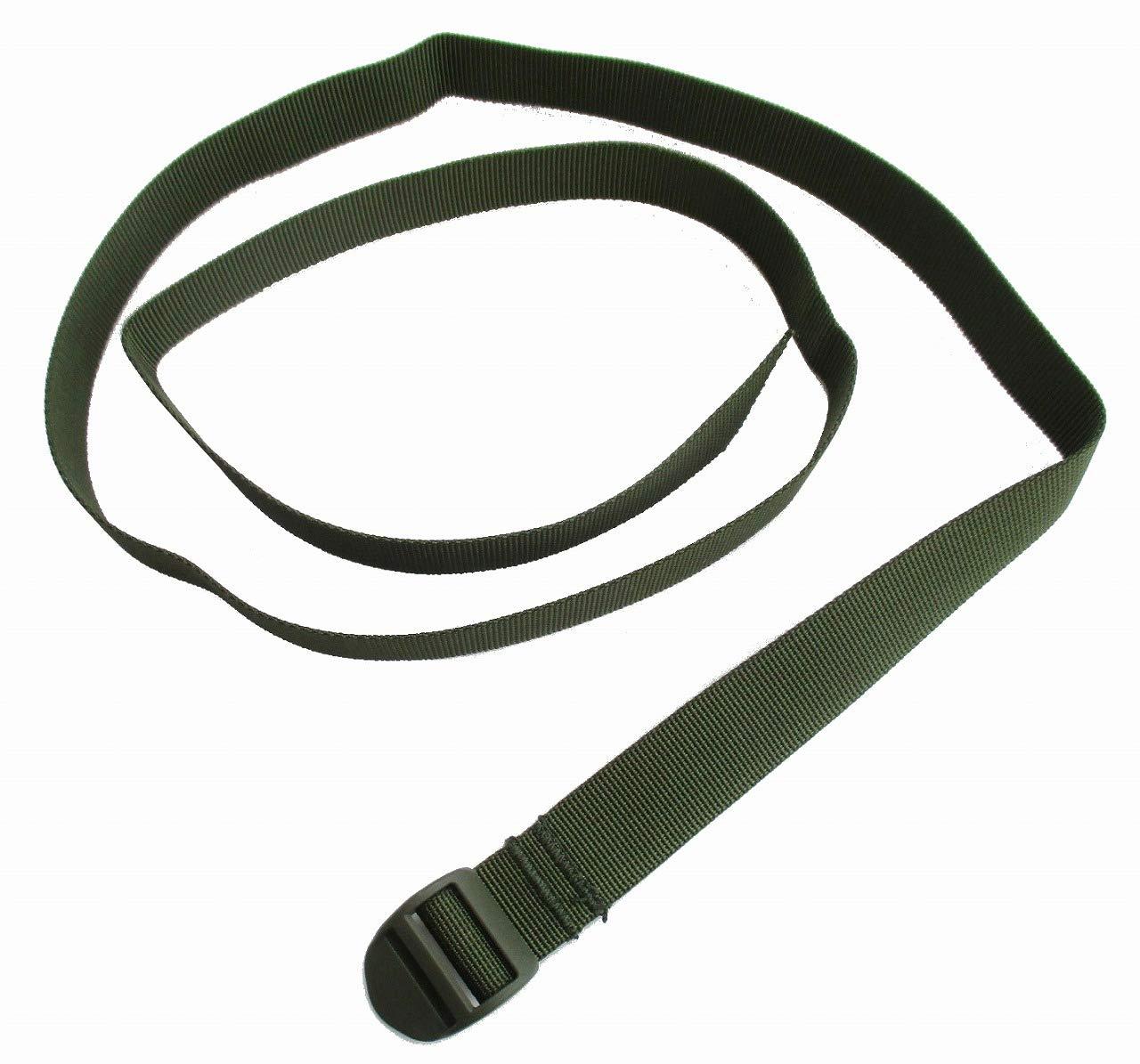 Mil-Tec 25mm Sangle Avec Boucle 120cm Olive
