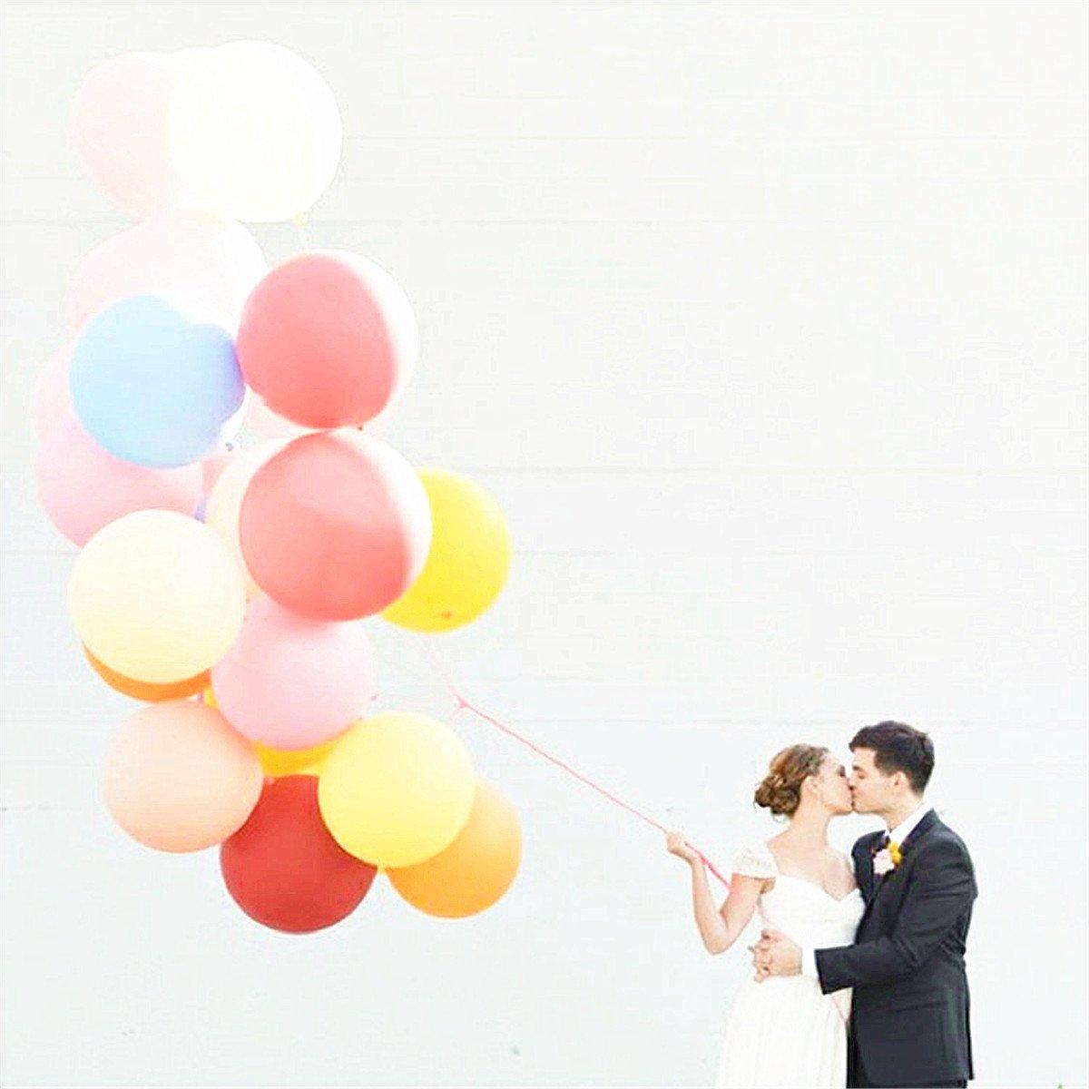 amazon com 20 pcs latex balloons 27 inches12g pc super large