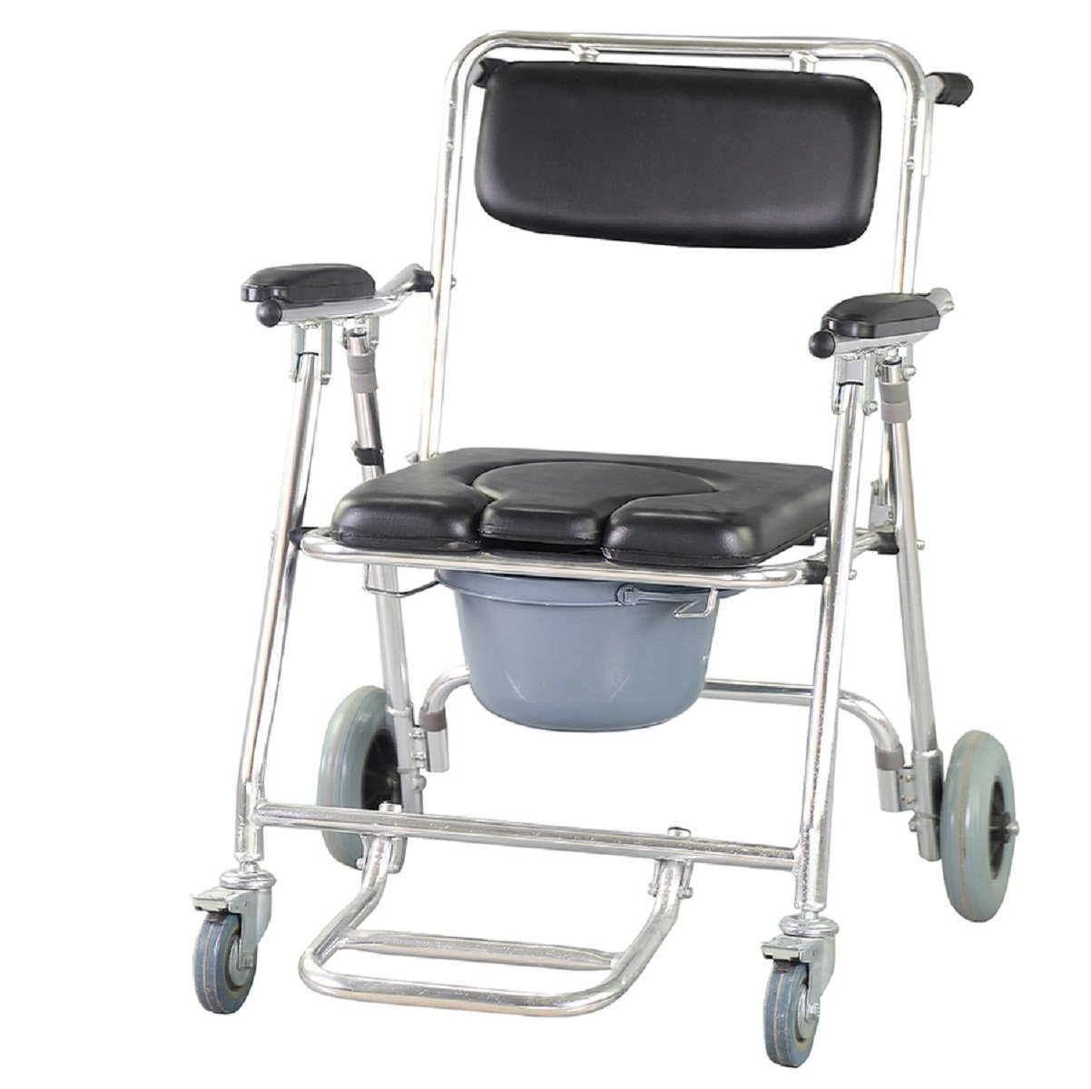 Do You Need a Shower Wheelchair?   - SUPPORTING FAMILY AND CAREGIVERS