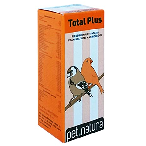 Pet Natura Total Plus 25 ML