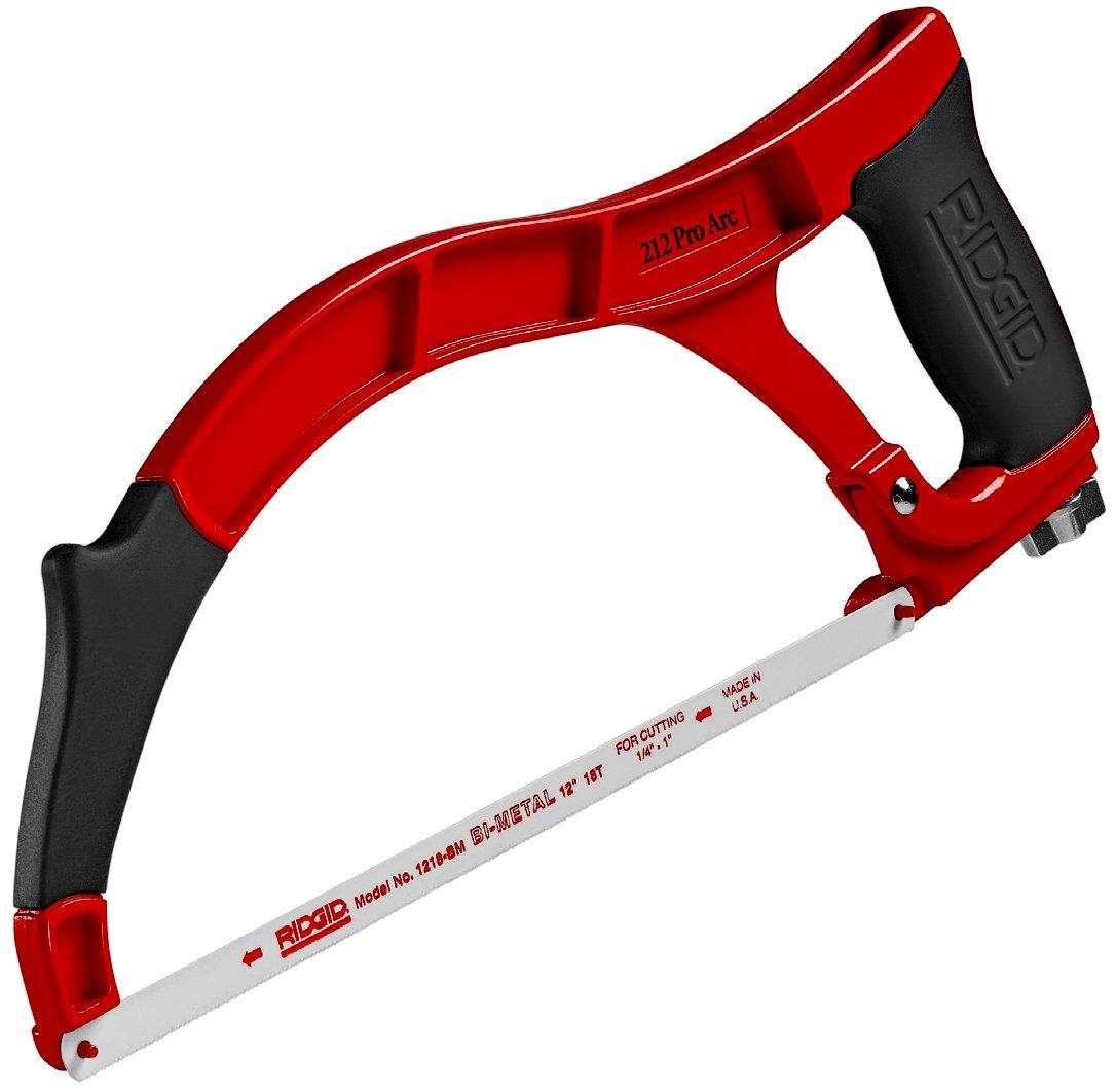 Ridge Tool Co. 20238 212 Pro Arc Aluminum Hack Saw