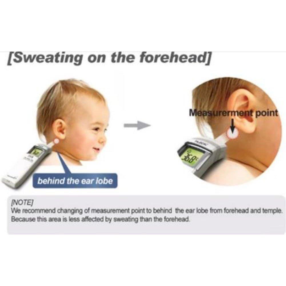 HuBDIC HFS-900-S Thermofinder sin contacto term/ómetro infrarrojo para el beb/é y Modelo adulto para FS-700