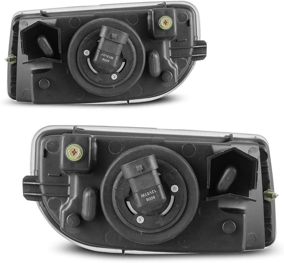 Winjet OEM Series for Wiring Kit 1998 1999 2000 2001 2002 2003 2004 2005 2006 2007 Toyota Land Cruiser Switch Driving Fog Lights