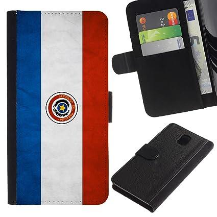 Amazon.com: BearCase / Leather Flip Wallet Pouch Card Slots ...